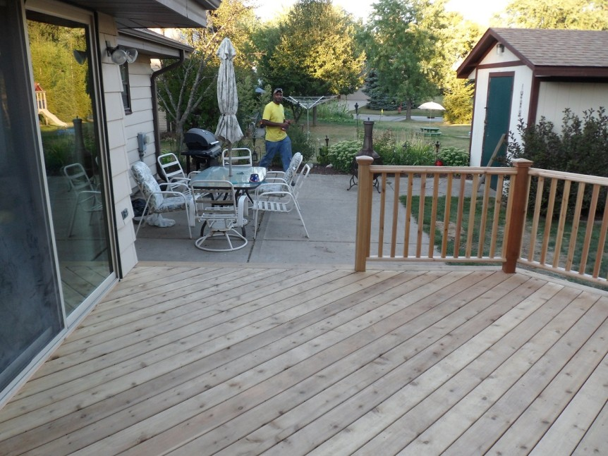 Franklin, WI Deck Builder