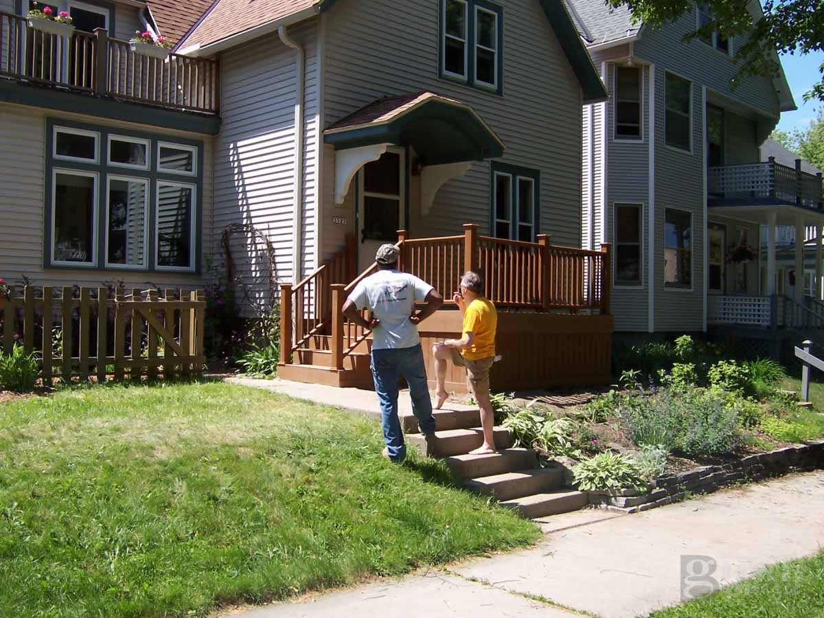 best deck builders in Milwaukee, WI