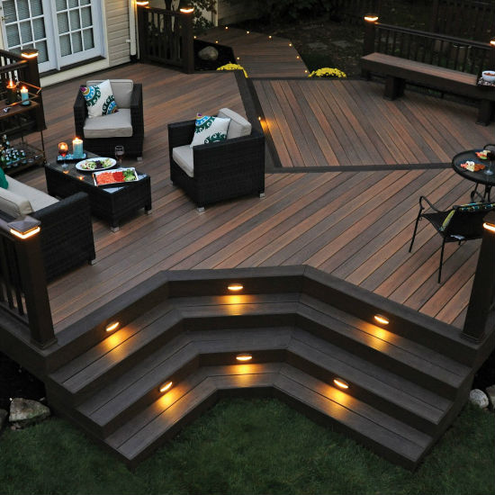 Best deck material reviews compare deck material to get for Best composite decking material