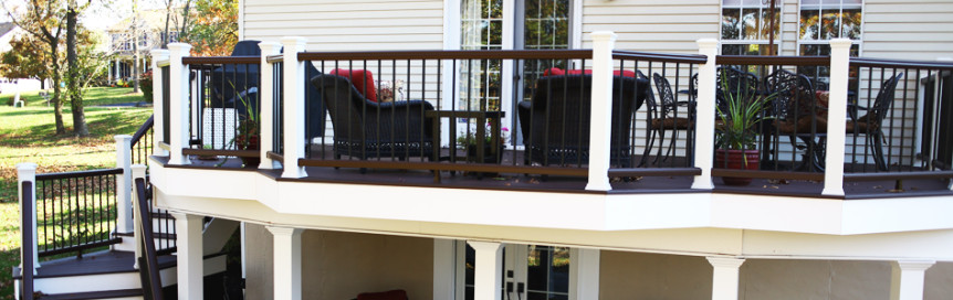 Composite deck builder Milwaukee