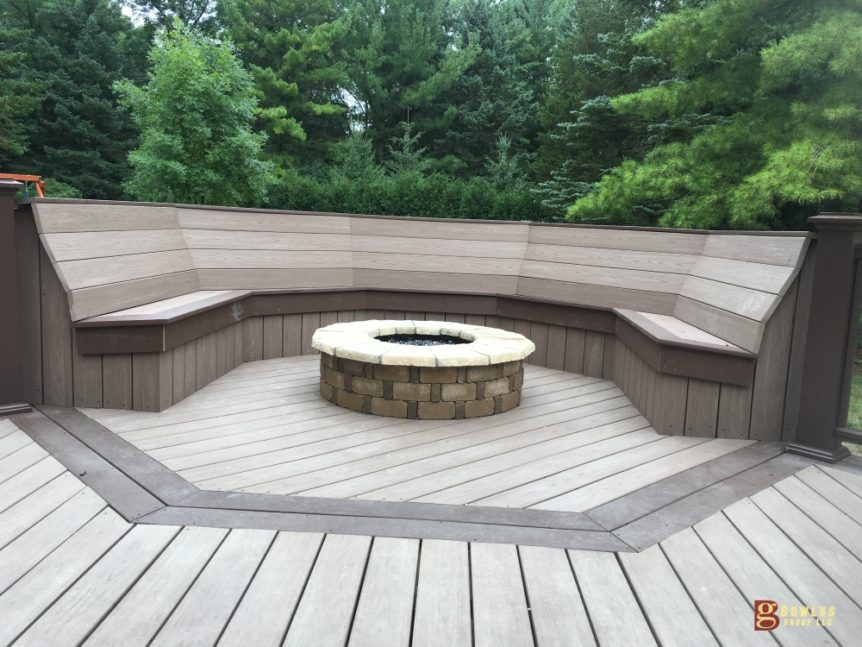 deck building contractor Mequon, WI